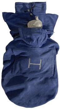 HOPPEDIZ Fleece-Cover Marine