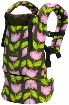 Ergobaby Carrier Organic - petunia heavenly Holland