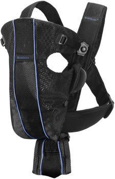 Babybjörn Air (schwarz/blau)