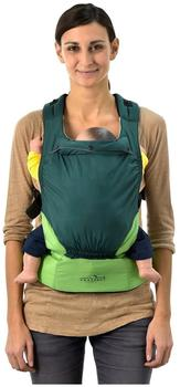 Amazonas Babytrage Smart Carrier ultra-light green