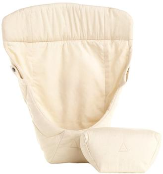 Ergobaby Neugeborenen-Einsatz Kollektion Original Cool Air Mesh Easy Snug - Natur