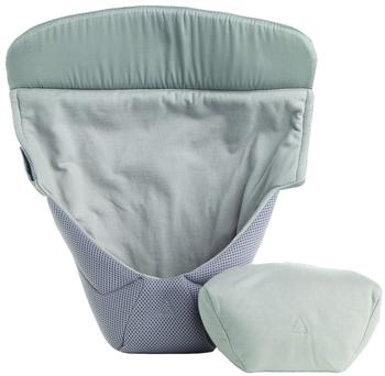 Ergobaby Neugeborenen-Einsatz Kollektion Original Cool Air Mesh Easy Snug - Grey