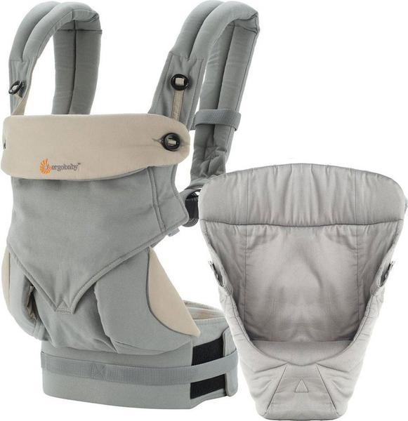 Ergobaby Ergobaby Four Position 360 Baby Carrier + Infant insert Grey
