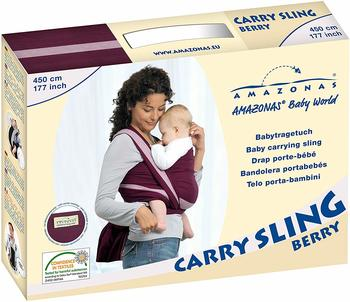 Amazonas Carry Sling 450cm berry