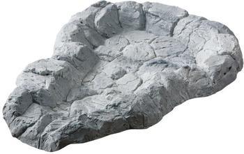 Heissner Bachlaufschale felsgrau (73 x 53 x 7 cm)