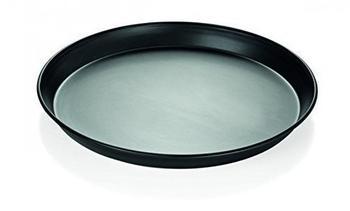 Was Pizzablech, Oberer Durchmesser 26cm, unterer Durchmesser 24cm