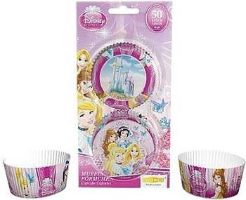 Dekoback Papier-Backförmchen Disney Princess 50 Stück
