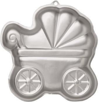 Wilton Backform Kinderwagen