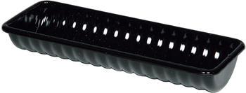 Kelomat Rehrückenform 30 cm schwarz