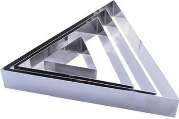 De Buyer Rahmen dreieckig 9,4 cm