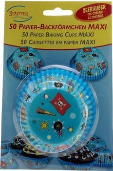 Städter Papierbackform für Muffins maxi