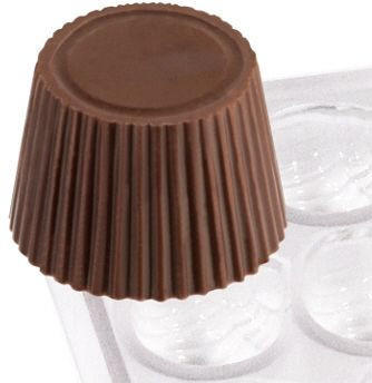 Contacto Pralinenform Kegelstumpf 27,5 mm