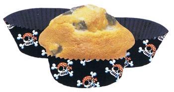 Lutz Mauder Kindergeburtstag Muffinförmchen Jolly Roger