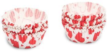 Patisse Papierbackförmchen Herzen Maxi 200 Muffin