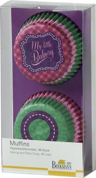 Birkmann Papierbackförmchen My little Bakery