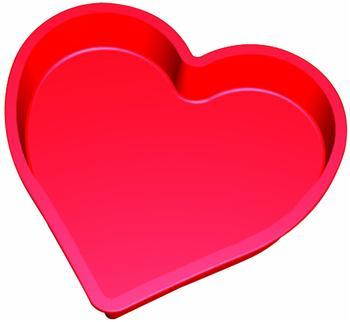 Lékué Heart Cake Mold Red