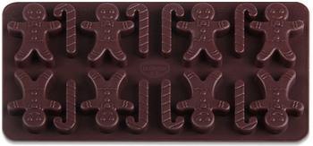 Dr. Oetker Confiserie Schokoladenform Lebkuchenmann