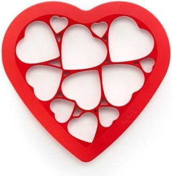 Lékué Cookie Puzzle Hearts