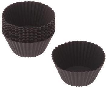 Lékué Muffin Cups 7 Cm (X 12) black
