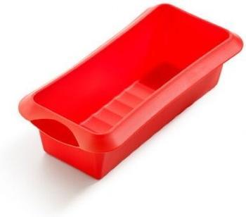Lékué Plum Cake 24 cm red