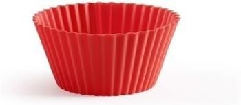 Lékué Muffin Cups 7 cm (X 12) red