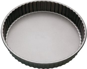 Kitchen Craft Master Class Non-Stick 18cm Loose Base Fluted Quiche Tin