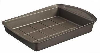 Pyrex Metal brownie mold asimetriA 28 x 22 cm