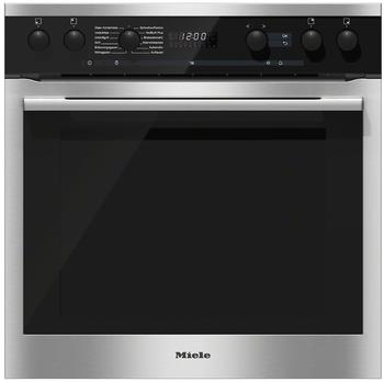 Miele H 6167 E Edelstahl/CleanSteel