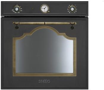Smeg SF750AO anthrazit-messing antik