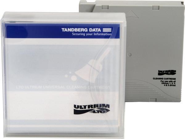 Tandberg LTO Ultrium Reinigungskassette