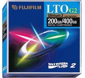 Fuji Magnetics LTO Ultrium 1 Cartridge 100/200 GB