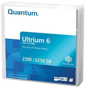 Quantum LTO-6 Ultrium Cartridge WORM