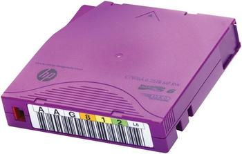 HP LTO-6 Ultrium (Eco Pack)