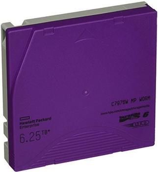 Hewlett-Packard HP LTO-6 Ultrium WORM (Single)