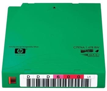 HP LTO Ultrium 4 Non-custom Label (Eco Pack)