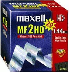 Maxell 3,5 MF2HD