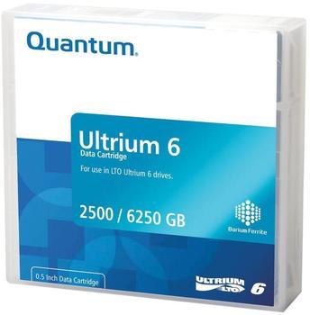 Quantum LTO-6 Ultrium Cartridge (Library Pack)