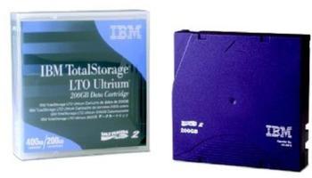 IBM TotalStorage LTO Ultrium 2 200/400GB