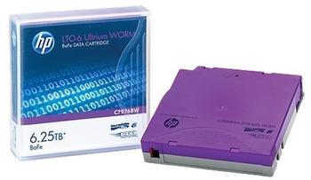 Hewlett-Packard HP LTO-6 Ultrium BaFe WORM (Single)