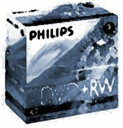 Philips Optical Disk 640 MB