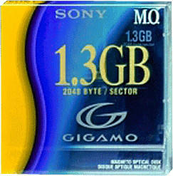 Sony MO-Disk EDM-640CDF