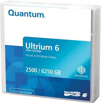 Quantum LTO-6 Ultrium Cartridge (Single)