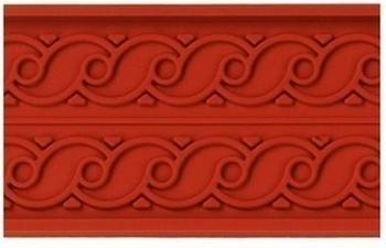 Contacto Reliefmatte 60 x 8 cm Wellen