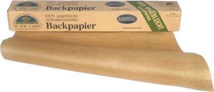 Seitenbacher Bio Backpapier Rolle 10m
