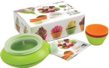 Lékué Cupcake-Set Deco Max
