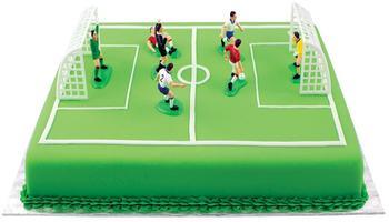 Pme Arts & Craft Cake Topper Fußball Set 9-teilig