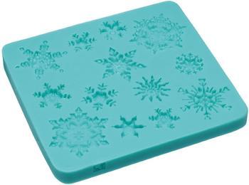 Kitchen Craft Fondant Mould Snowflakes
