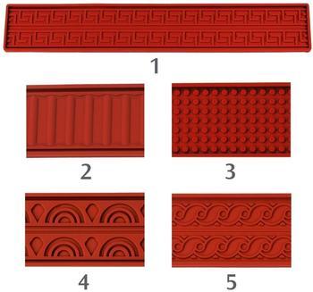 Contacto Reliefmatte 60 x 8 cm Mäander