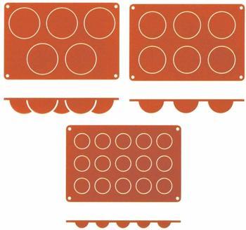 Contacto Backmatte Halbkugel 8 cm (6630/085)