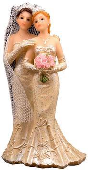 Folat Hochzeitsfiguren Lesbenpärchen